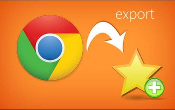 Cómo importar o exportar marcadores en Google Chrome