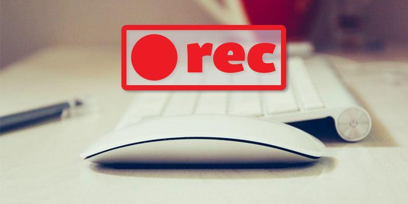 Cómo grabar y reproducir la actividad del ratón en MAC OS