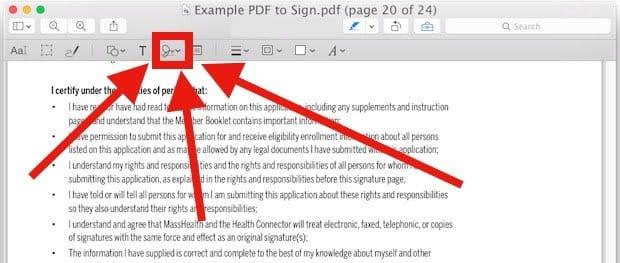 Cómo firmar un PDF electrónicamente en Windows, MAC, iOS, Android