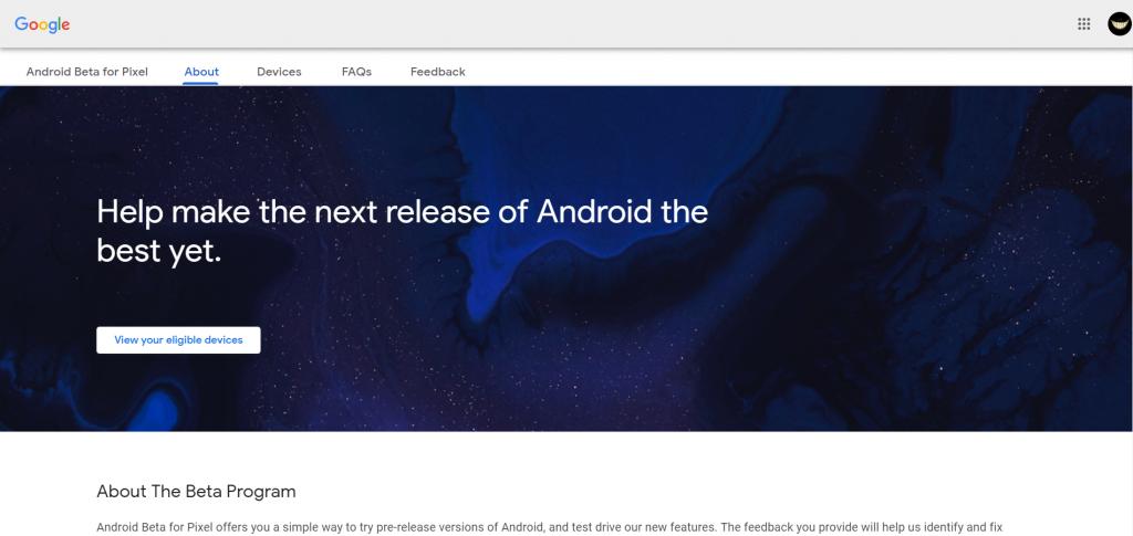 Cómo descargar e instalar el Android Q Beta 4