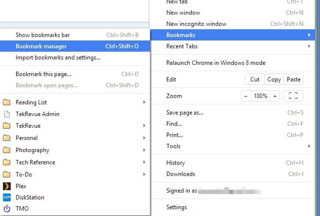 Cómo migrar todos los datos de Chrome a Firefox