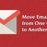 Cómo mover correos electrónicos de una cuenta de Gmail a otra