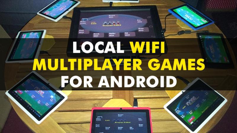 Los 25 mejores juegos multijugador WiFi locales para Android 2019