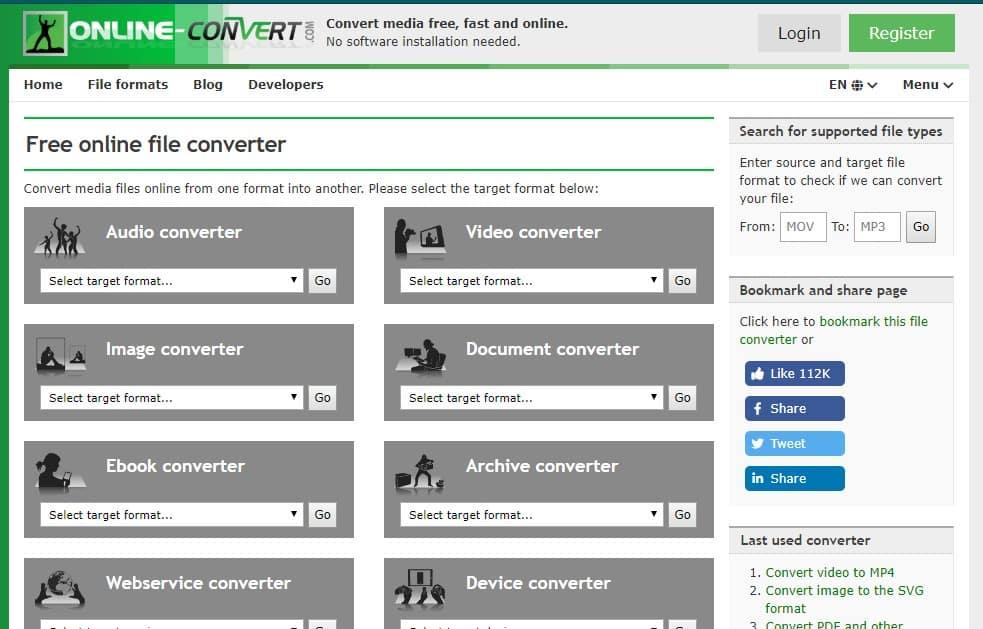 Los 10 sitios web más poderosos que pueden reemplazar el software de su PC