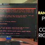 Petya Ransomware Attack: Así es como se puede detener