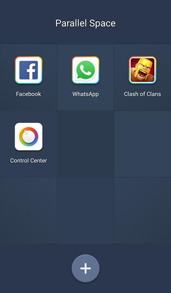 Cómo ejecutar varias cuentas de la misma aplicación en Android