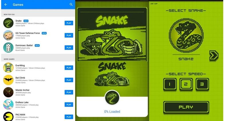 Cómo jugar al Juego de la Serpiente de Nokia en Facebook Messenger