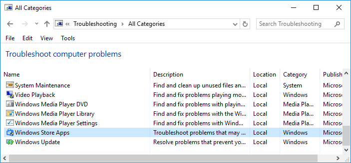 Cómo arreglar la tienda de Microsoft que falta en Windows 10