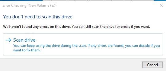 Cómo arreglar el error de la pantalla azul de PAGE_FAULT_IN_NONPAGED_AREA