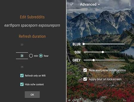 Cómo configurar automáticamente los fondos de pantalla de Reddit como fondo en PC y Android