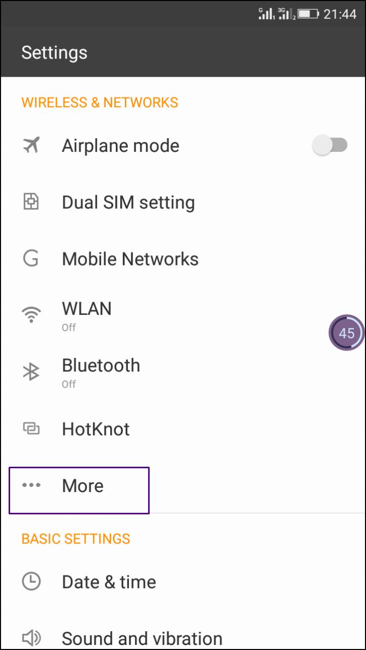 Cómo configurar la VPN en tu Android sin instalar ninguna aplicación