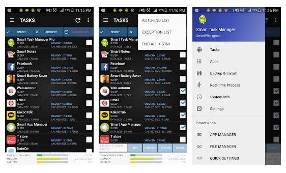 Cómo activar o desactivar las aplicaciones de inicio en Android