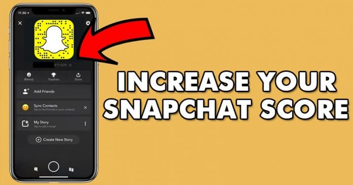 Cómo aumentar rápidamente la puntuación de Snapchat en 2020 (100% de trabajo)