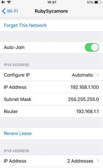 Cómo encontrar su dirección IP en su smartphone (Android y iPhone)