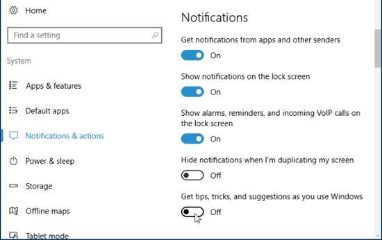 Cómo detener las notificaciones emergentes de Microsoft Edge