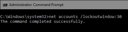 Cómo bloquear temporalmente su PC si alguien intenta adivinar su contraseña
