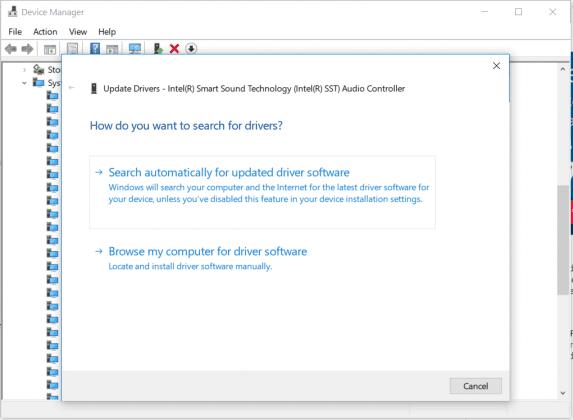 Cómo arreglar el retardo de audio y el sonido crepitante en Windows 10