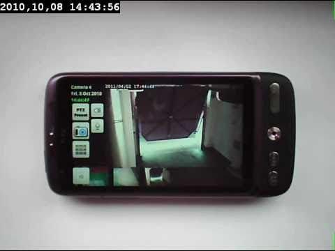 Convierte la cámara de tu teléfono Android en una cámara web de vigilancia IP