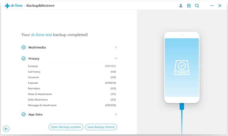 Cómo hacer una copia de seguridad de los contactos de iPhone 2019