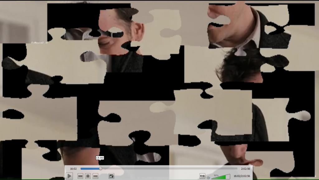 Cómo desbloquear el modo de rompecabezas oculto de VLC
