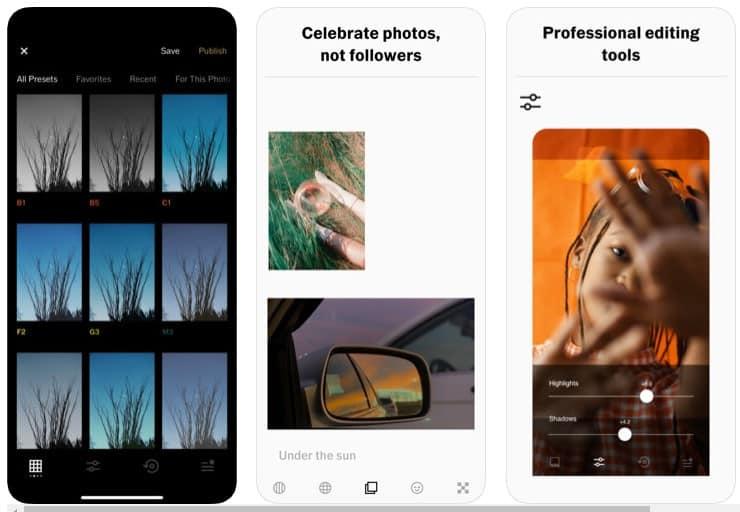 15 mejores aplicaciones de edición de fotos para el iPhone en 2020