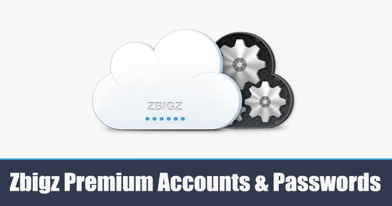 Cuentas y contraseñas gratuitas de Zbigz Premium (100% de trabajo)