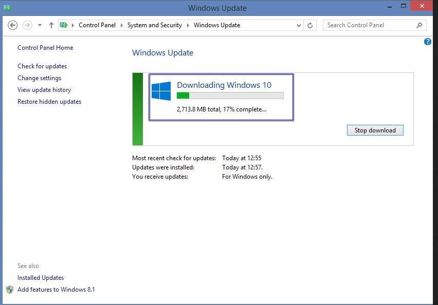 Actualización de Windows 10 - ISO 32 Bit y 64 Bit 2020