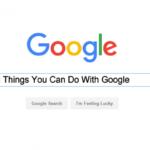 26 Funciones de Google realmente geniales que probablemente no conozcas