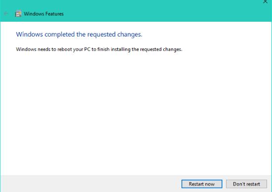 Cómo ejecutar Linux Bash en Windows 10