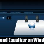Cómo agregar el ecualizador de sonido en Windows 10 (PC o portátil)