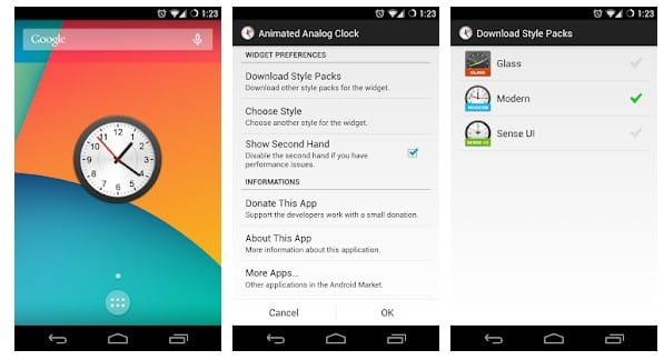 15 mejores aplicaciones de relojes analógicos para Android en 2020
