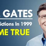 Bill Gates 14 Las predicciones de 1999 se hacen realidad