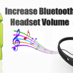 Cómo aumentar el volumen del auricular Bluetooth en Android