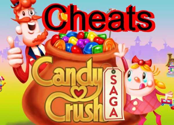 Candy Crush Cheats/Hacks 2020