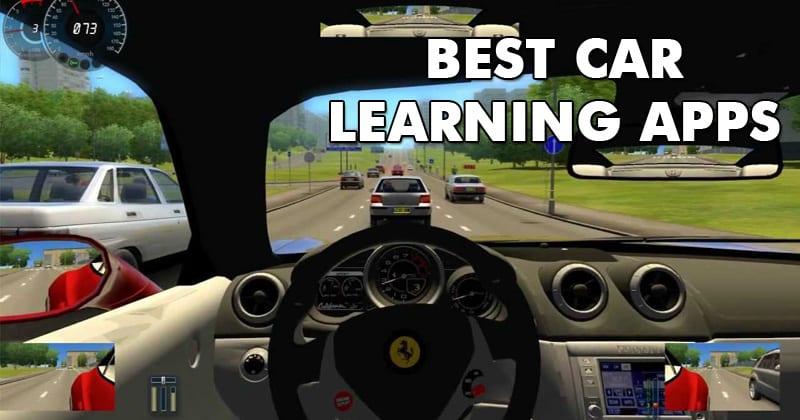 Las 10 mejores aplicaciones de aprendizaje de coches para Android 2020
