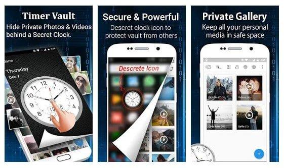 Las 15 mejores aplicaciones de Vault para su dispositivo Android