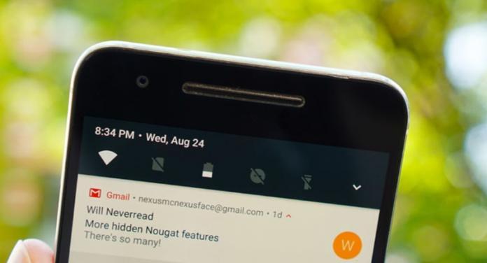 Cómo configurar la notificación de Android 7 (Nougat) para asegurar que sólo aparezcan las aplicaciones que quieras