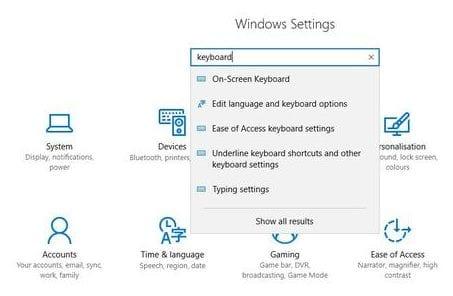 Cómo corregir la configuración de idioma en Windows 10