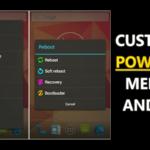 """Cómo personalizar el menú de """"Apagado"""" de Android con más opciones"""