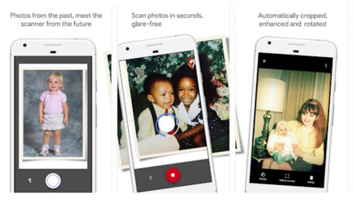Cómo digitalizar fotos antiguas con tu Smartphone