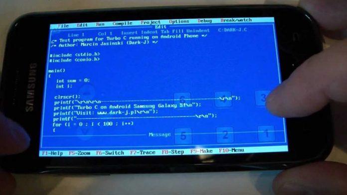 Cómo instalar y usar fácilmente el Turbo C / C++ en Android para la programación