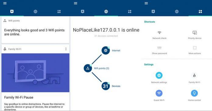 Cómo habilitar una red de invitados en el sistema Wifi de Google