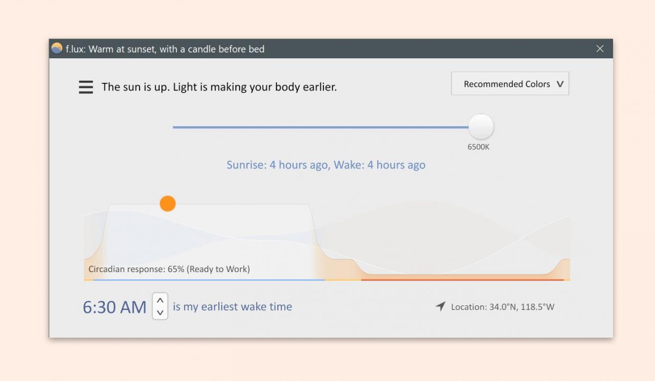 He aquí cómo activar el filtro de luz azul en Windows 10