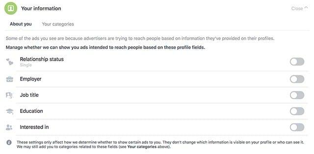 5 configuraciones secretas de Facebook que deberías cambiar ahora mismo