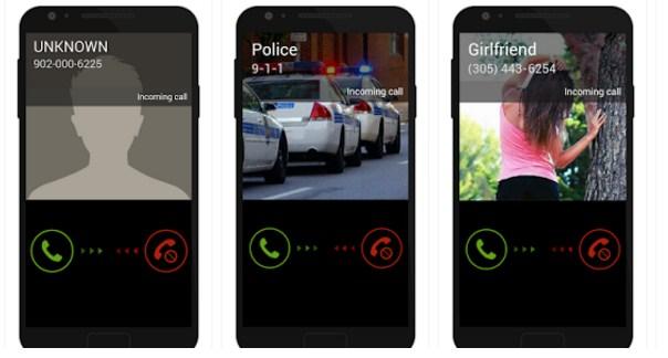 Cómo hacer una llamada entrante falsa en Android y iPhone