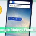 Cómo habilitar la nueva función de burbuja flotante del marcador de Google