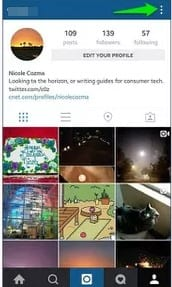 Cómo ocultar su estado de actividad en el Instagram