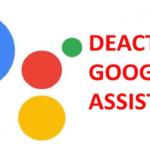 ¿Cómo se desactiva el asistente de Google en cualquier dispositivo Android?
