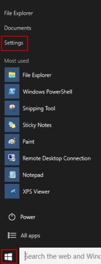Cómo desactivar los efectos de diseño fluido en Windows 10