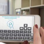 Cómo usar un Smartphone como estación de escritura portátil
